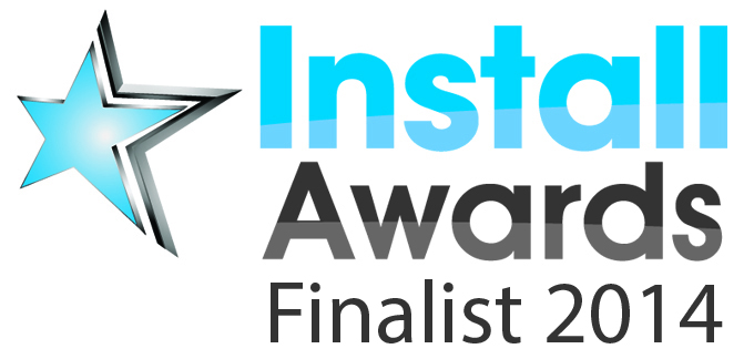 Install awards Finalist 2014